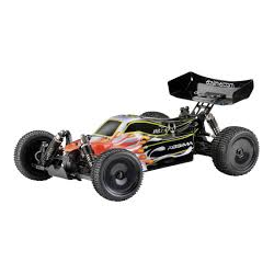 "ABSIMA - ""AB2.4BL"" 4WD RTR 1:10 EP buggy Brushless"
