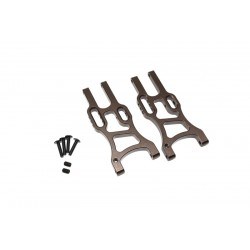 Aluminum suspension Arm low front (2)