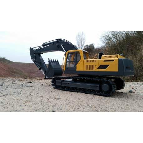 1/14 Scale Volvo 360L RC Hydraulic Excavator