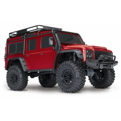 TRX-4 Scale Crawler Land Rover Defender D110 RTR