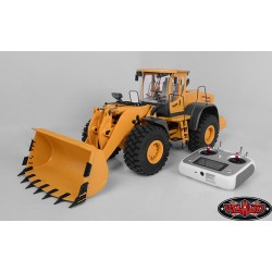 1/12 Scale Earth Mover 870K Hydraulic Wheel Loader PRO (RTR)