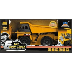 6 channel Dumper Truck